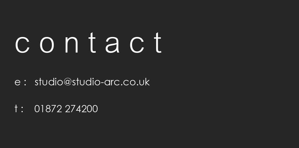 Studio Arc - Residential Architects in Cornwall, Truro