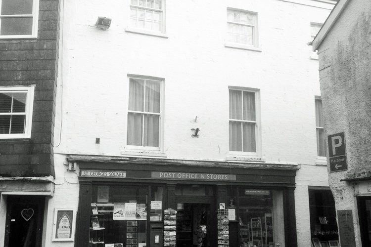 Mevagissey Listed Post Office - Residential Architects in Cornwall, Truro
